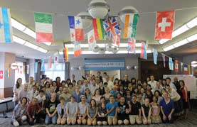 06-08 Int. Center Community Tama group photo